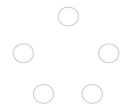 пятиугольник для задания 3 ГИА информатика 9 класс